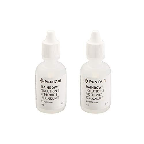 Pentair Swimming Pool Acid Demand & Total Alkalinity Solutio