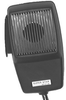 5-Pin Stock Microphone for Realistic CB Radios