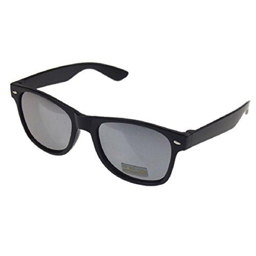 Points Black Frame Blanco Retro Shades Women Rivet Men Blue de sol polarizadas Glasses Espejos Vintage Eyewear conducción Classic Gafas NoyoKere Coating Sun de 8ZvWawT