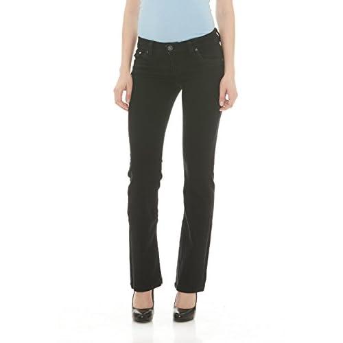 3146f761823 Suko Jeans Women s Stretch Denim Mid Rise Boot Cut Jean Pants 85%OFF ...