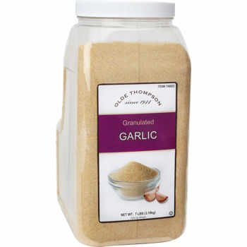 Olde Thompson Minced Garlic, 7 lbs