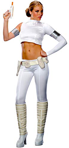 Secret Wishes Women's Star Wars Padme Amidala Adult Costume, Multicolor, X-Small -