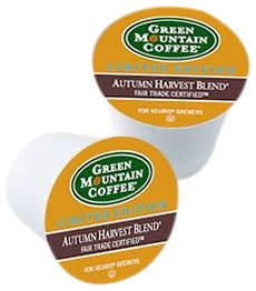 Green Mountain Coffee Autumn Harvest Blend for Keurig Brewers, 24-Calculate K-Cups