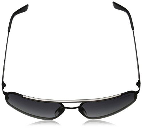 Grey sol de Carrera Black hombre 91 Sf Matt Negro para S Gafas Rectangulares BEq5xwSqP