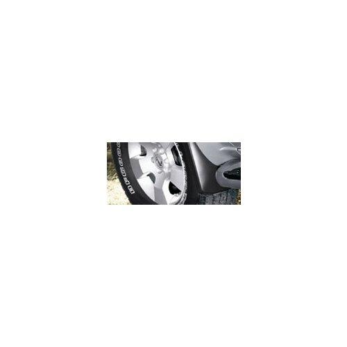2008-2012 Nissan Pathfinder Rear Nissan Splash Guards - 999J2-XU00004