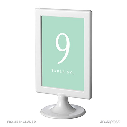 8 1 2 x 11 double sided frame - 8