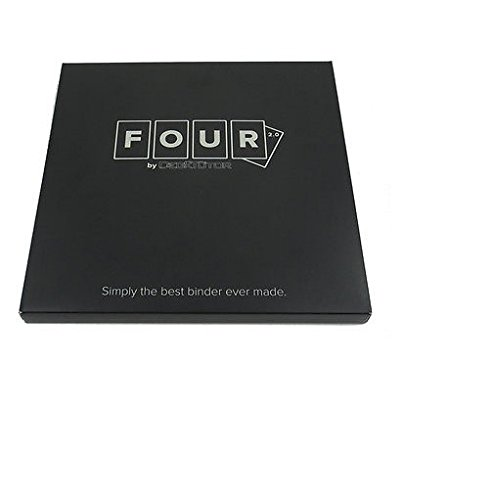 Rare First Day Covers - DeckTutor FOUR 12-Pocket Collector's Portfolio