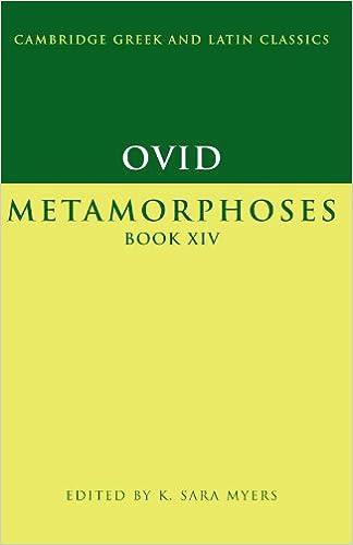 Metamorphoses Book XIV Ovid