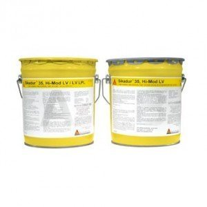 Sika Sikadur 35 Hi-Mod LV 2-component, 3 Gallon Unit, Epoxy by Sika