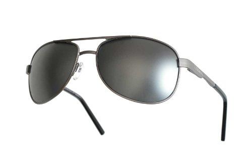Dillon Optics Greasewood Sunglasses Silver - Sunglasses Dillon