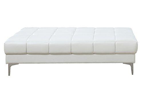 poundex-f7229-bobkona-hayden-bonded-leather-ottoman-white