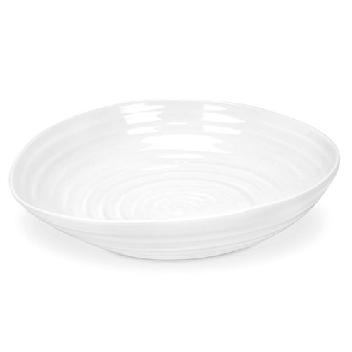 Portmeirion Sophie Conran White Pasta Bowl, Set of ()
