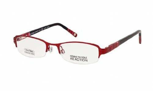 Kenneth Cole Reaction Women's KC0708 Frames RED 50