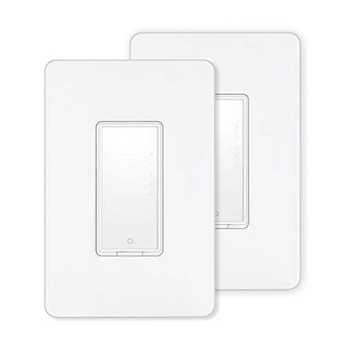 Smart Switch by MartinJerry | Compatible with Alexa, Smart Home Devices Works with Google Home, No Hub required, Easy installation and App control as Smart Switch On/Off / Timing (2 Pack) by Martin Jerry