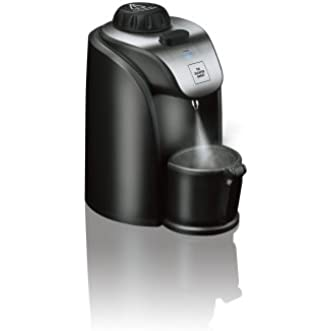 The Sharper Image Jewelry Steam Cleaner, Black