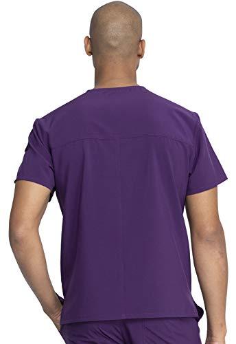 dickies EDS Essentials Men's V-Neck Scrub Top