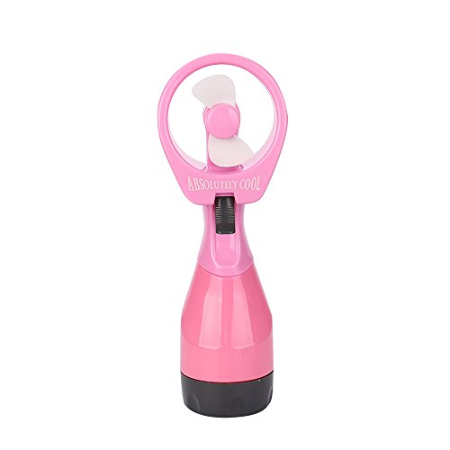 Price comparison product image New Portable Hand held Fan Cooling Cool Fan Water Spray Fans Misting Fan For Sport Travel Beach Camping