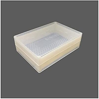 WFBD-CN Apicultura Suministros 10 Piezas de Herramientas de Apicultura Miel 500g de Casete Transparente Nido Nido de plástico Miel Miel Caja Nido extraíble Limpio y Sanitario Apicultura: Amazon.es: Hogar
