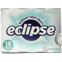 Wrigley's Eclipse Polar Ice Sugar Free Gum - 12 Packs of 18 Pieces Thank you for using our service