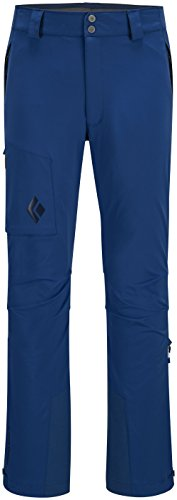 UPC 793661278092, BLACK DIAMOND Men's Dawn Patrol LT Ski Touring Pant Denim Blue XL