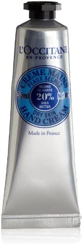 L'Occitane Shea Butter Hand Cream, 1 oz.