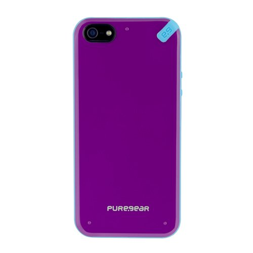 Fruit Extreme (Puregear 02-001-01827 Slim shell for iPhone 5 - 1 Pack - Retail Packaging - Passion Fruit)