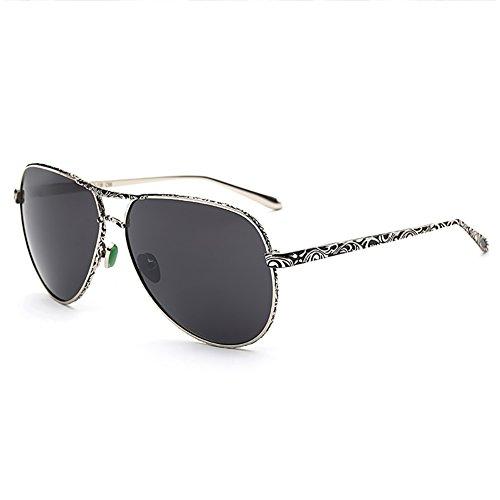 las Gafas de polarizadas Goggles Driving de Color C mujeres Retro negras azules sol YXX ligeras Beach Y1YXap