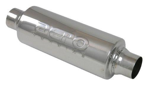 """2.0 """"In / Out x 14"""" طنین انداز اگزوز OAL Aero ، 4 """"بدن دور"""