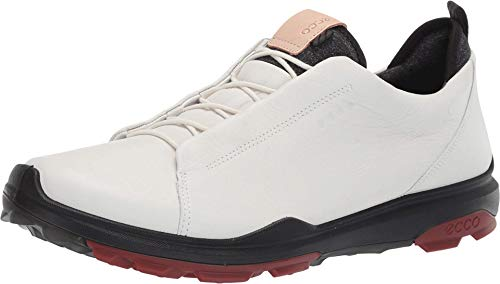 ECCO Men's Biom Hybrid 3 Gore-Tex Golf Shoe White Open lace 43 M EU (9-9.5 US) ()