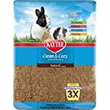 Kaytee Products 529153 Clean And Cozy Small Pet Bedding - Natural, 1000 cu. in.