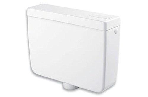 Negrari 1034 Export ABS Spülkasten, Weiß, Fassungsvermögen: 9l