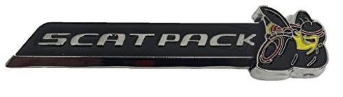 Dodge Challenger Super Bee (SCAT PACK BEE Direct OEM Replacement Emblem For Dodge / Mopar Charger & Challenger)