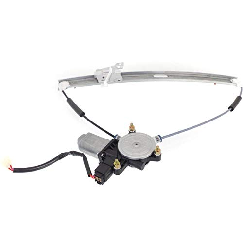 Power Window Regulator For 2008-2012 Ford Escape Front Right Side With Motor