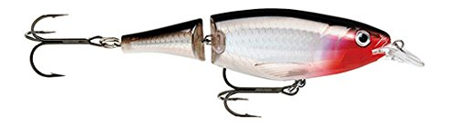 Rapala X-Rap Jointed Shad 13 Fishing lure (Silver, Size- 5.25)