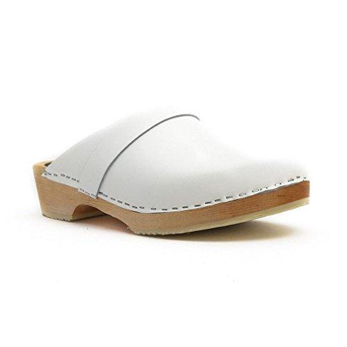 Toffeln , Herren Sneaker Weiß