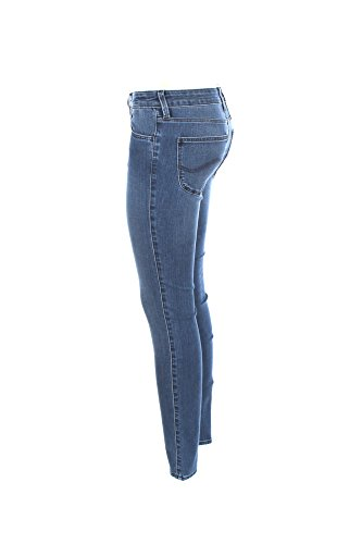 25 Lee L526rkuk Denim Donna 2018 Estate Primavera Jeans q6wZExHA
