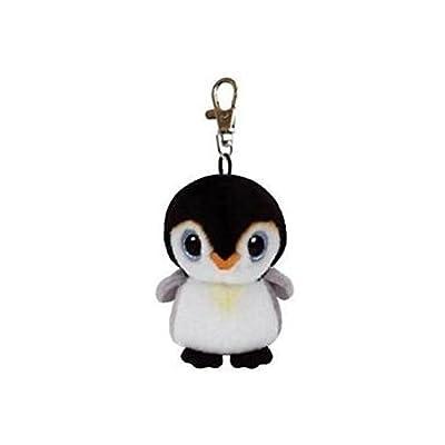 Ty TY36651 - Beanies - Porte-clés - Pongo le Pingouin