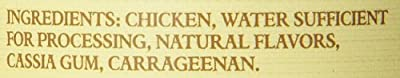 Wellness Natural Grain Free Wet Canned Dog Food, 95-Percent Chicken Recipe, 13.2-Ounce Can (Value Pack of 12)