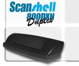 CSSN A6 Duplex ID card Scanner Scanshell 800DXN