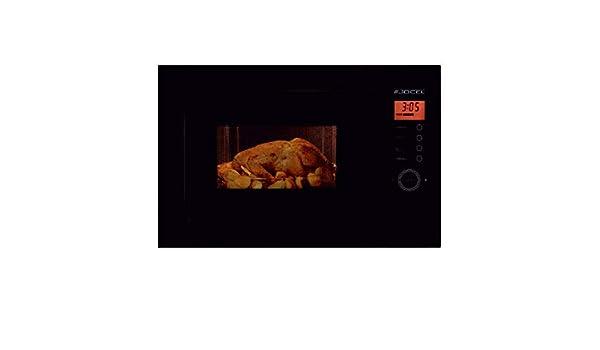 Microondas Encastrable Jocel JME011473, 25 L, Función Grill ...