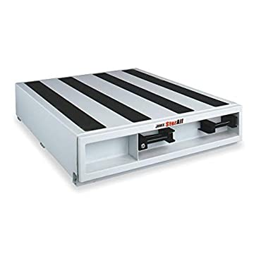 JOBOX 663980 StorAll 9 Tall Heavy-Duty Steel Drawer Storage (33W x 9H x 48L) 5 Deep Drawer