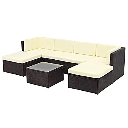 Amazon.com: Wisteria Lane - Juego de sofá seccional para ...