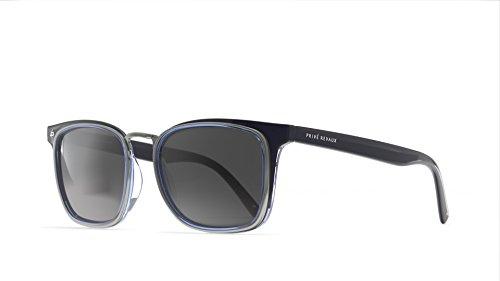 PRIVÉ REVAUX Places We Love Collection''The O.H.I.O'' Polarized Designer Square Sunglasses RandM Colab by PRIVÉ REVAUX (Image #1)
