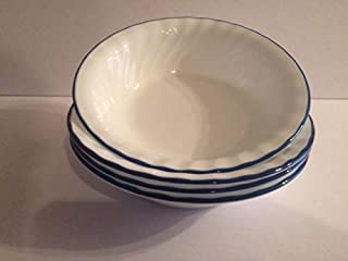 product image for Corelle Cereal Bowl Blue Velvet Pattern 7 1/4 Inches