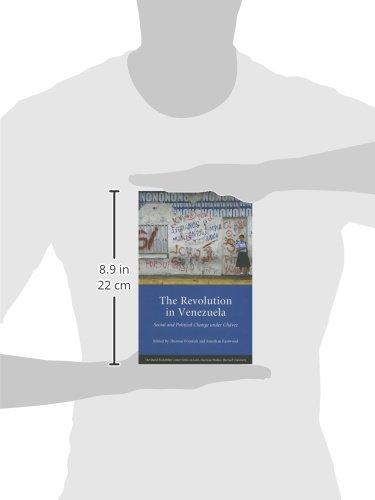 The revolution in venezuela social and political change under the revolution in venezuela social and political change under chvez series on latin american studies thomas ponniah jonathan eastwood fandeluxe Gallery