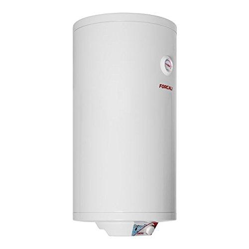FORCALI Termo de agua electrico 50 Litros vertical Serie LUX: Amazon.es: Bricolaje y herramientas
