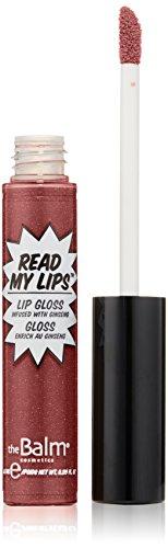 theBalm Read My Lips Lip Gloss, BOOM!