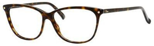 DIOR Eyeglasses 3270 0086 Havana - 2013 Prescription Glasses Dior