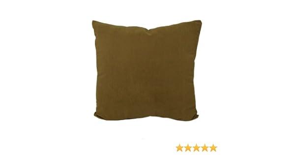 Amazon.com: American Mills 42633.643 Chamois Floor Pillow, 24-Inch ...