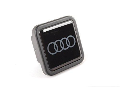 Genuine Audi Accessories ZAW092702 Trailer Hitch Cap